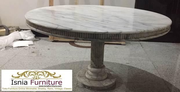 meja-marmer-putih6 Jual Meja Marmer Putih Model Minimalis Mewah Terlaris