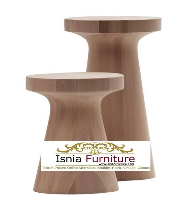 kursi-trembesi-stool-model-terunik Kursi Trembesi Stool Kayu Solid Terunik Bagus