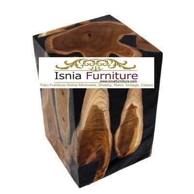 kursi-trembesi-stool-terunik-di-dunia-model-resin-1 Kursi Trembesi Stool Kayu Solid Terunik Bagus