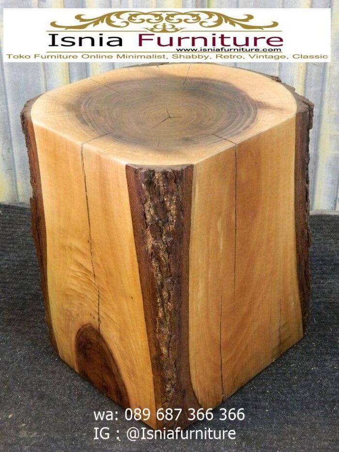 kursi-trembesi-stool-terunik-kualitas-terbaik-700x933 Kursi Trembesi Stool Kayu Solid Terunik Bagus