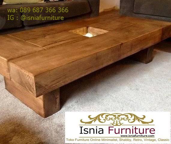 meja-balok-kayu-jati-terlaris-model-kuno Meja Balok Kayu Jati