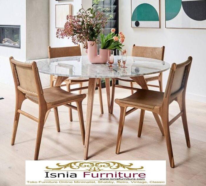 meja-marmer-bundar-untuk-meja-makan-terlaris-700x630 Harga Meja Marmer Bundar Murah Kualitas Terbaik