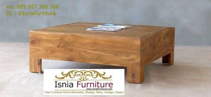 meja-tamu-kayu-jati-utuh-tebal-bentuk-kotak-700x322 Harga Meja Tamu Kayu Jati Utuh Tebal Murah Terlaris