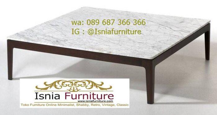 meja-tamu-marmer-minimalis-bentuk-kotak-lesehan-700x372 Jual Meja Tamu Marmer Minimalis Modern Harga Murah