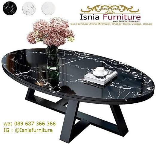 meja-tamu-marmer-minimalis-desain-marmer-hitam Jual Meja Tamu Marmer Minimalis Modern Harga Murah
