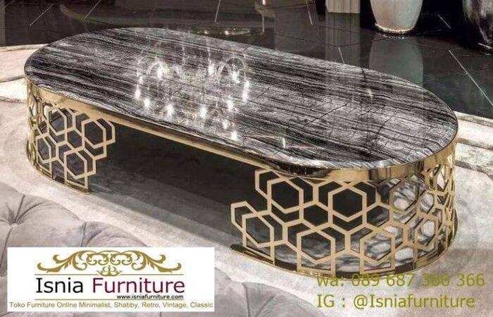 meja-tamu-marmer-minimalis-model-unik-termewah-700x450 Jual Meja Tamu Marmer Minimalis Modern Harga Murah
