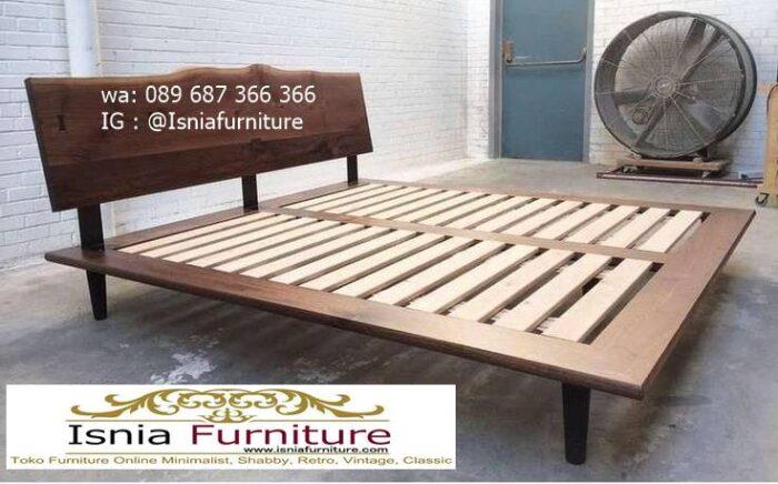 tempat-tidur-kayu-trembesi-kayu-solid-terbaru-700x436 Tempat Tidur Kayu Trembesi Minimalis Solid Murah