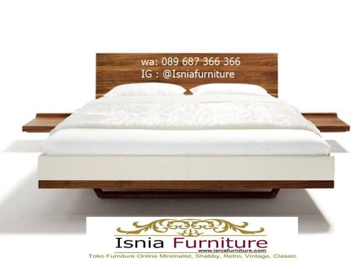 tempat-tidur-kayu-trembesi-terpopuler-700x525 Tempat Tidur Kayu Trembesi Minimalis Solid Murah