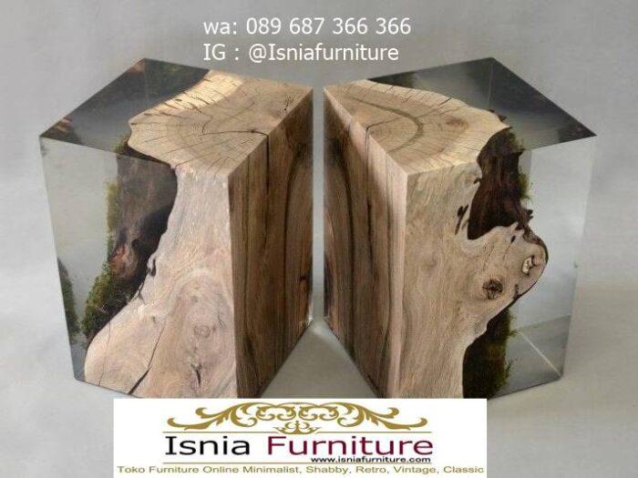 kursi-resin-bentuk-kayu-balok-unik-700x525 Jual Kursi Resin Kayu Balok Harga Murah Terbaru