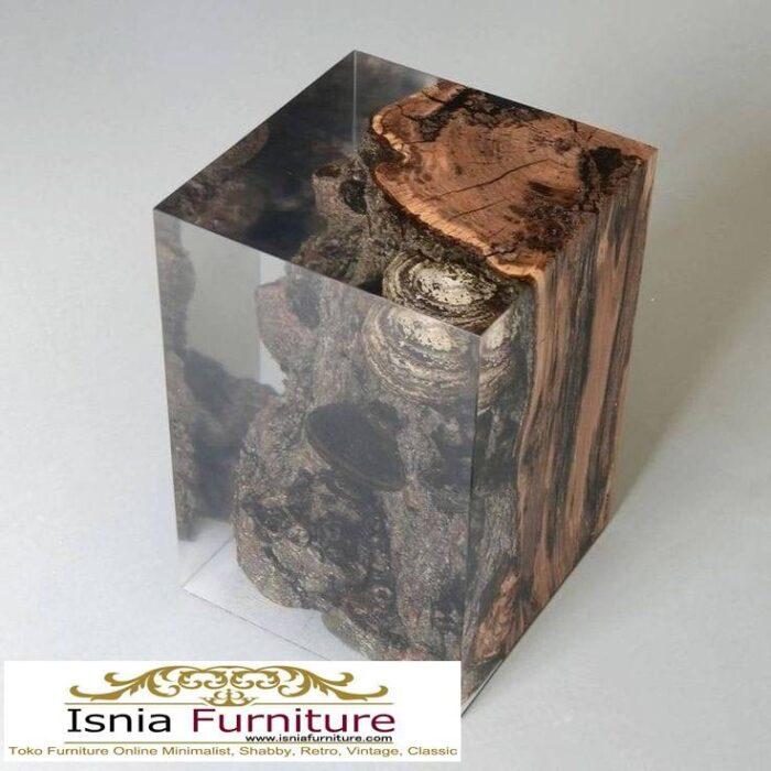 kursi-resin-kayu-balok-unik-terbaru-700x700 Jual Kursi Resin Kayu Balok Harga Murah Terbaru