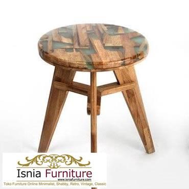 kursi-resin-kayu-solid-murah-unik Jual Kursi Resin Kayu Balok Harga Murah Terbaru