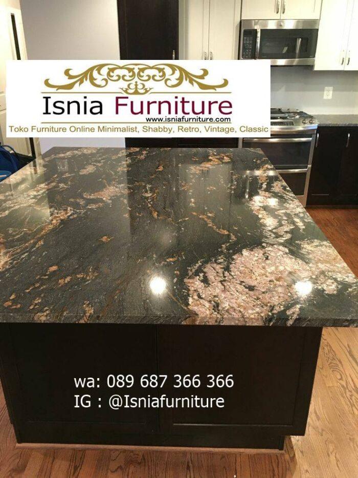 meja-granit-hitam-untuk-meja-dapur-terbaru-1-700x933 Harga Jual Meja Marmer Besar Modern Murah Terpopuler