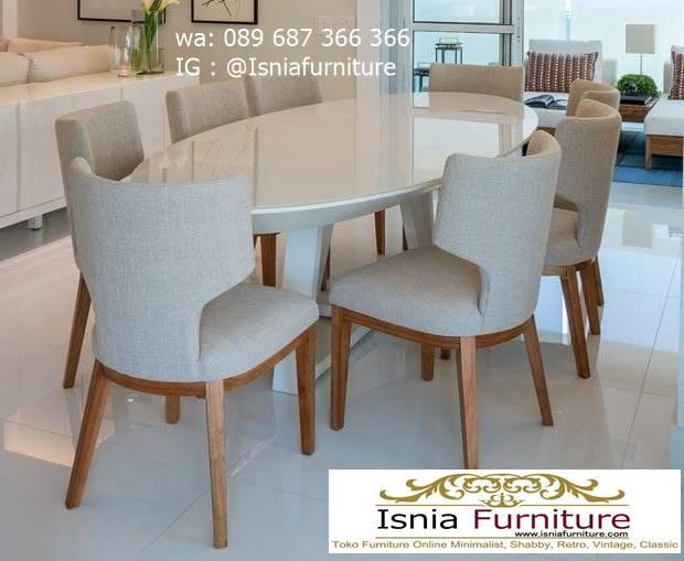 meja-makan-granit-putih-desain-terbaru-harga-terjangkau Harga Meja Makan Granit Putih Minimalis Murah Kekinian