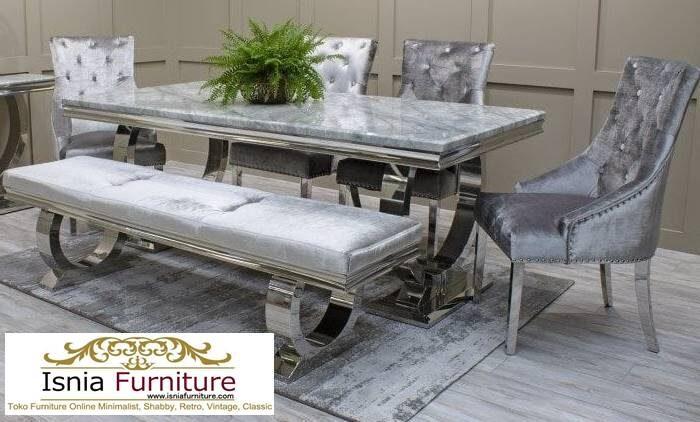 meja-makan-granit-putih-terbaru-harga-murah-berkualitas-700x422 Harga Meja Makan Granit Putih Minimalis Murah Kekinian