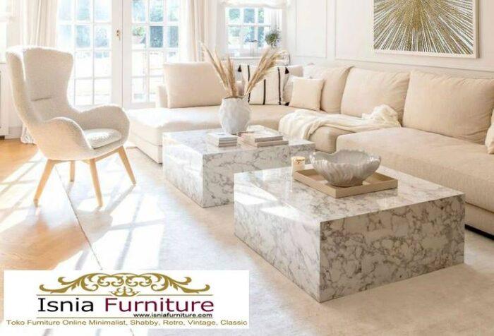 meja-marmer-asli-untuk-meja-tamu-minimalis-mewah-1-700x476 Harga Jual Meja Marmer Besar Modern Murah Terpopuler