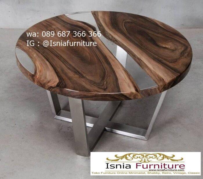 meja-resin-bening-kayu-solid-paling-unik-1-700x617 Jual Meja Resin Unik Antik Modern Terlaris Harga Murah