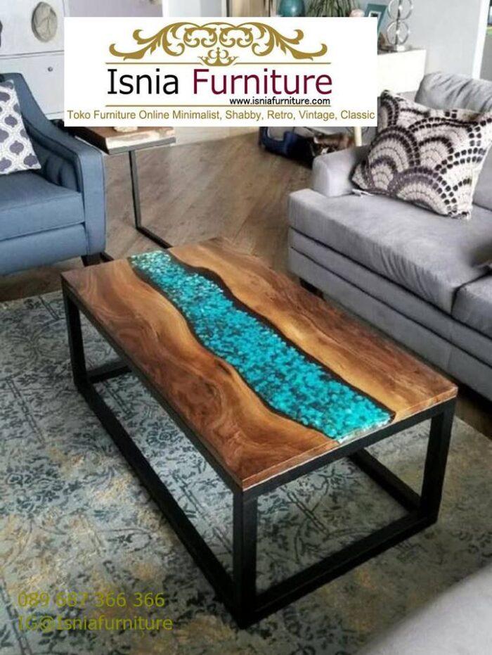 meja-resin-kayu-jati-antik-untuk-meja-tamu-700x931 Harga Jual Meja Resin Menyala Murah Terbaru Terlaris