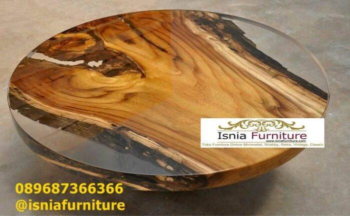 meja-resin-unik-kayu-solid-desain-terbaru-700x433 Jual Meja Resin Unik Antik Modern Terlaris Harga Murah
