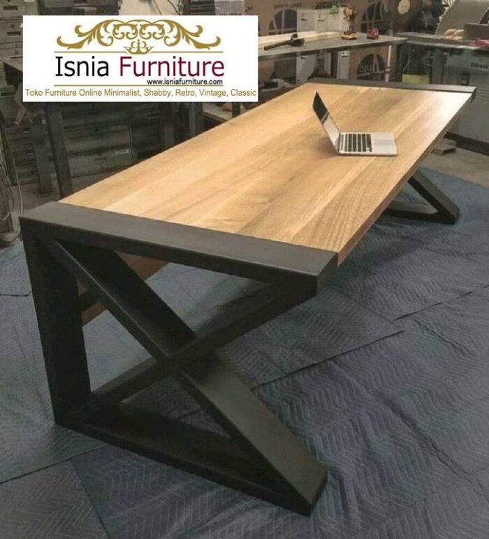 meja-kantor-kerja-kayu-solid-kekinian-kualitas-terbaik-700x771 Meja Kantor Kerja Kayu Solid Minimalis Murah Terbaru