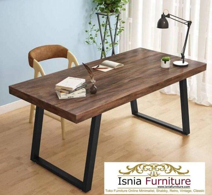 meja-kantor-kerja-kayu-solid-minimalis-terbaru-700x643 Meja Kantor Kerja Kayu Solid Minimalis Murah Terbaru