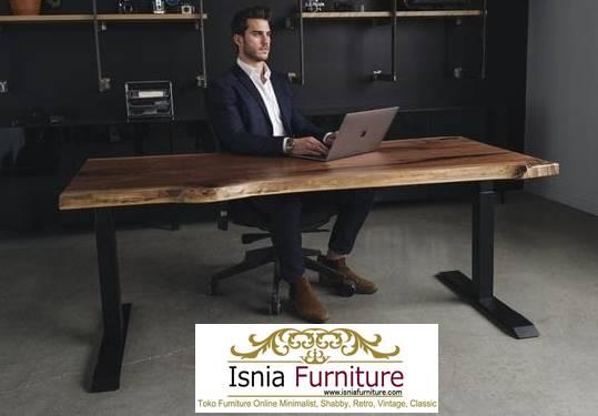 meja-kantor-kerja-kayu-solid-model-terbaru-berkualitas Meja Kantor Kerja Kayu Solid Minimalis Murah Terbaru