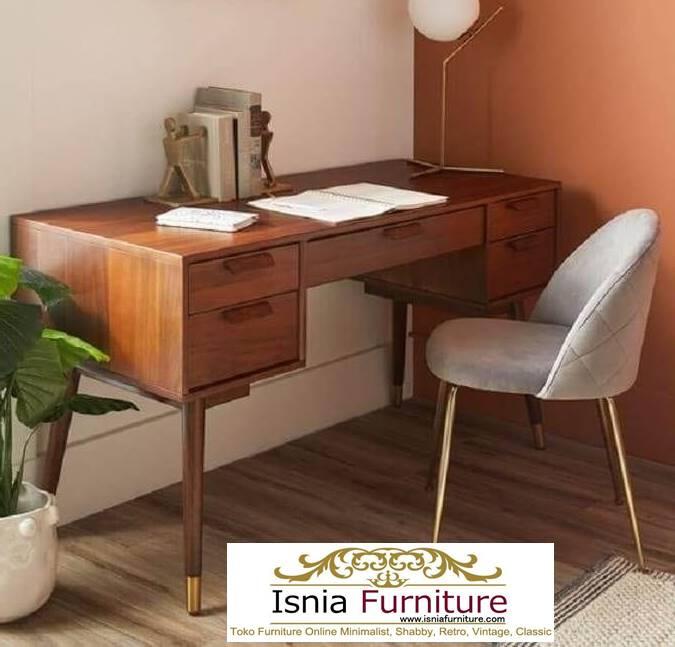 meja-kantor-kerja-kayu-solid-terlaris Meja Kantor Kerja Kayu Solid Minimalis Murah Terbaru