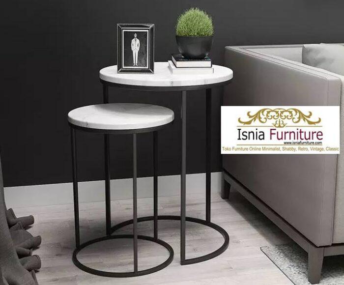 meja-sudut-marmer-desain-unik-model-terbaru-700x580 Jual Meja Sudut Marmer Modern Terlaris Harga Terjangkau