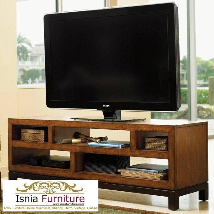 meja-tv-kayu-jati-antik-harga-murah-700x700 Jual Meja Tv Kayu Jati Antik Solid Minimalis Kekinian