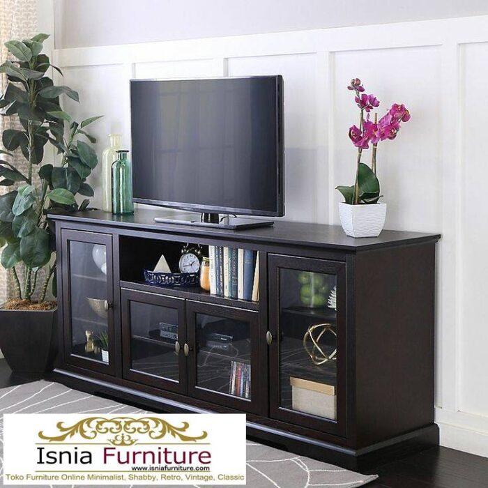 meja-tv-kayu-jati-antik-minimalis-kekinian-700x700 Jual Meja Tv Kayu Jati Antik Solid Minimalis Kekinian