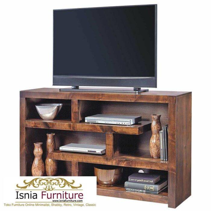 meja-tv-kayu-jati-antik-minimalis-solid-terpopuler-700x700 Jual Meja Tv Kayu Jati Antik Solid Minimalis Kekinian