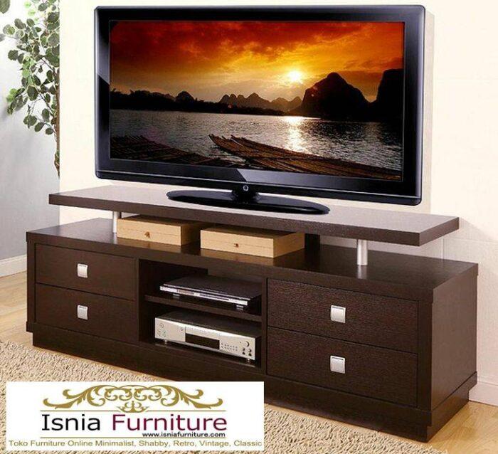meja-tv-kayu-jati-antik-minimalis-termurah-700x638 Jual Meja Tv Kayu Jati Antik Solid Minimalis Kekinian