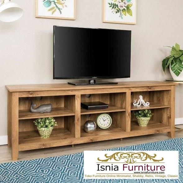 meja-tv-kayu-jati-antik-solid-minimalis-modern Jual Meja Tv Kayu Jati Antik Solid Minimalis Kekinian
