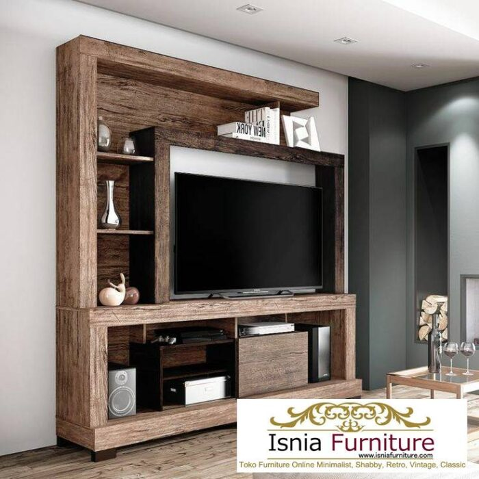meja-tv-kayu-jati-antik-solid-terpopuler-model-terbaru-700x700 Jual Meja Tv Kayu Jati Antik Solid Minimalis Kekinian
