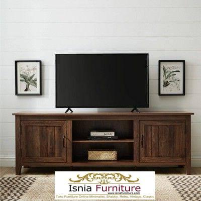 meja-tv-kayu-jati-antik-terpopuler-harga-murah Jual Meja Tv Kayu Jati Antik Solid Minimalis Kekinian