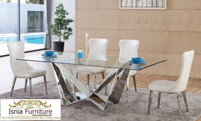 kaki-meja-makan-stainless-steel-anti-karat-700x420 Jual Kaki Meja Makan Stainless Steel Anti Karat Murah Terlaris