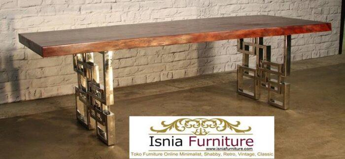 kaki-meja-makan-stainless-steel-anti-karatan-terbaru-700x322 Jual Kaki Meja Makan Stainless Steel Anti Karat Murah Terlaris