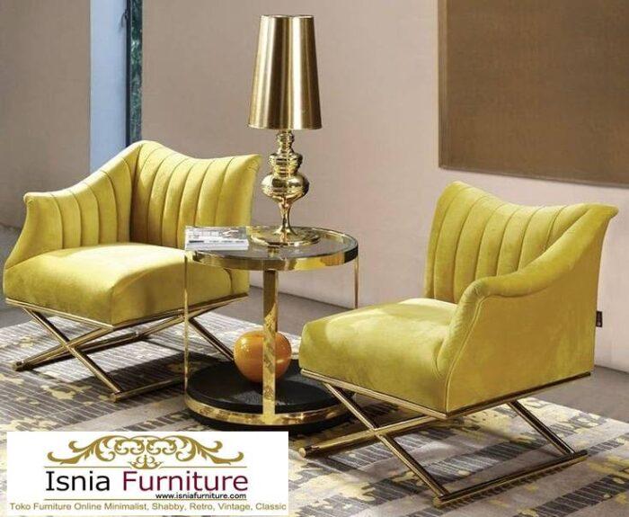 kursi-sofa-kaki-stainless-steel-gold-paling-unik-700x575 Harga Jual Kursi Sofa Kaki Stainless Steel Mewah Murah Terlaris
