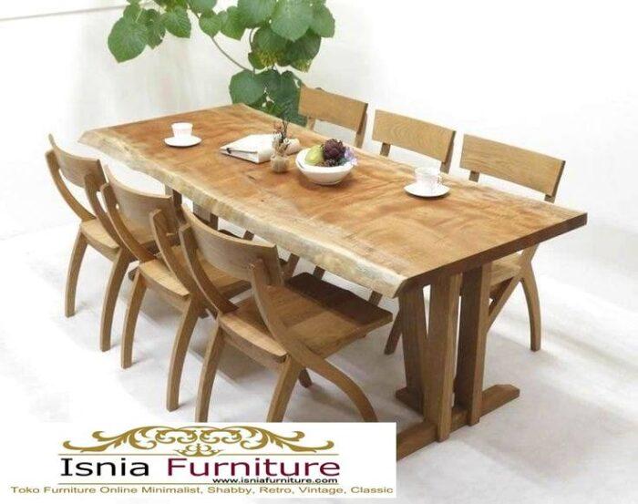 meja-makan-kayu-balok-harga-murah-kualitas-terbaik-700x553 Jual Meja Makan Kayu Balok Harga Murah Terlaris