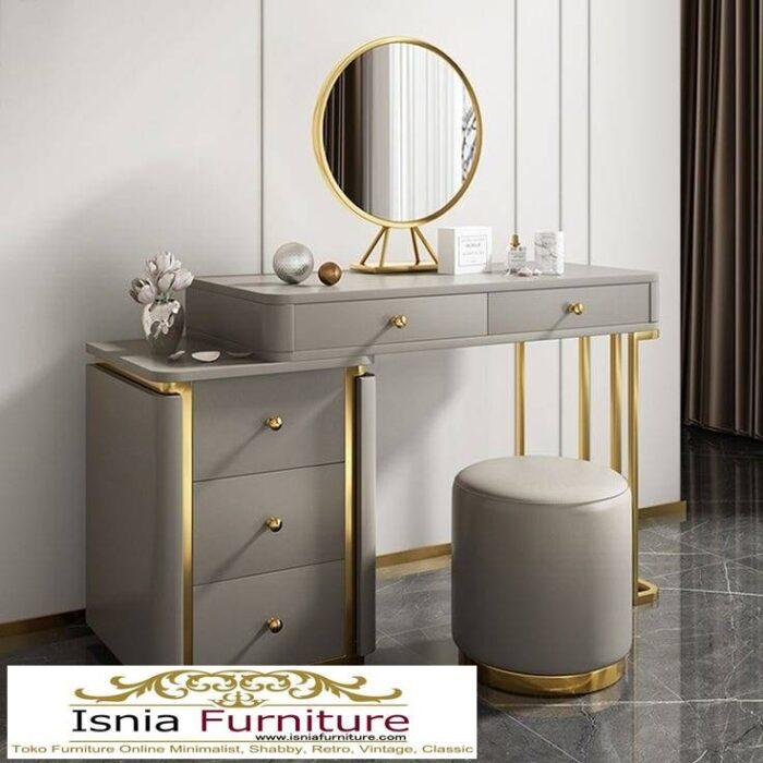 meja-rias-marmer-dengan-set-laci-minimalis-terbaru-700x700 Jual Meja Rias Marmer Modern Harga Terjangkau Terpopuler
