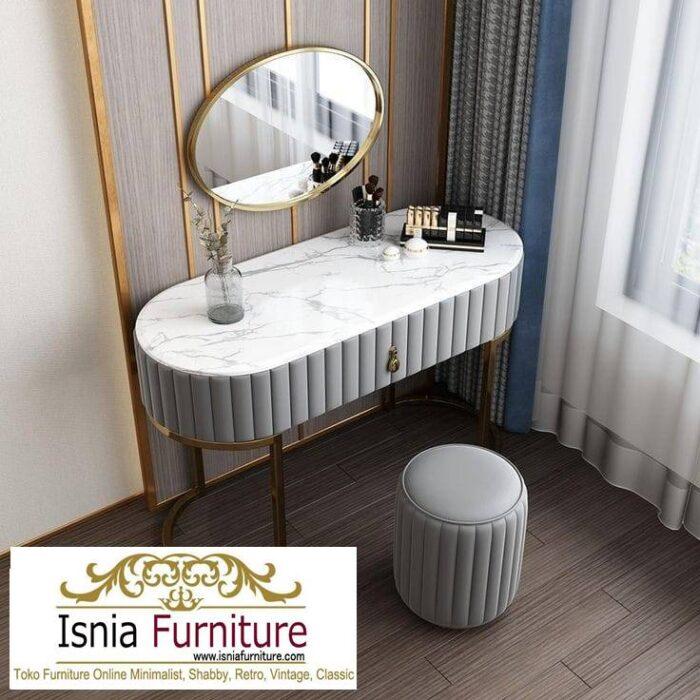 meja-rias-marmer-desain-minimalis-terbaru-700x700 Jual Meja Rias Marmer Modern Harga Terjangkau Terpopuler