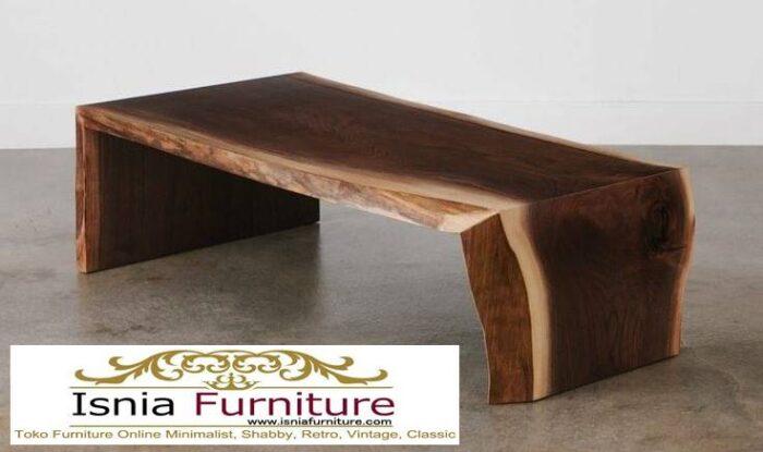 meja-tamu-tebal-kayu-jati-solid-unik-utuh-700x415 Meja Tamu Tebal Kayu Jati Antik Solid Minimalis