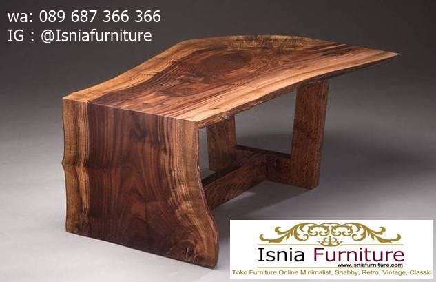 meja-tamu-tebal-kayu-jati-utuh-solid-harga-terjangkau Meja Tamu Tebal Kayu Jati Antik Solid Minimalis