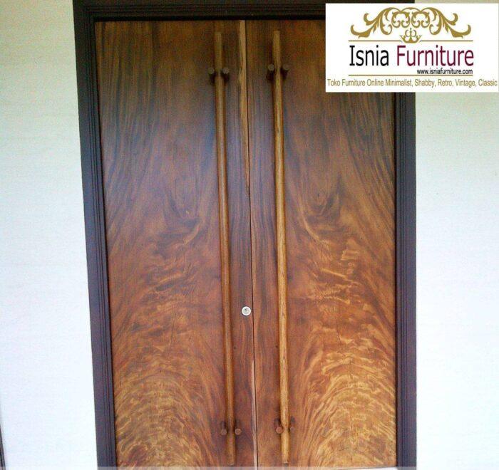pintu-kayu-trembesi-model-terbaru-kualitas-ok-700x660 Jual Pintu Kayu Trembesi Solid Harga Murah Terbaru