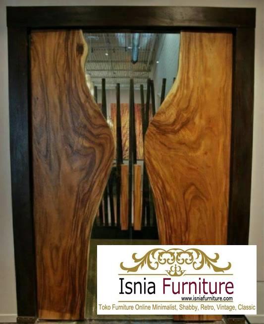 pintu-kayu-trembesi-solid-kekinian Jual Pintu Kayu Trembesi Solid Harga Murah Terbaru