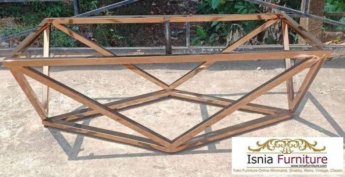 kaki-meja-stainless-anti-karat-terpopuler-700x359 Jual Kaki Meja Stainless Gold Mewah Kualitas Terbaik