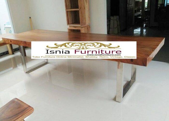 kaki-meja-stainless-kotak-cocok-untuk-kaki-meja-makan-700x501 Jual Kaki Meja Stainless Kotak Harga Murah Terlaris