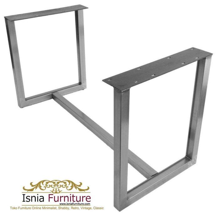 kaki-meja-stainless-kotak-minimalis-modern-700x700 Jual Kaki Meja Stainless Kotak Harga Murah Terlaris