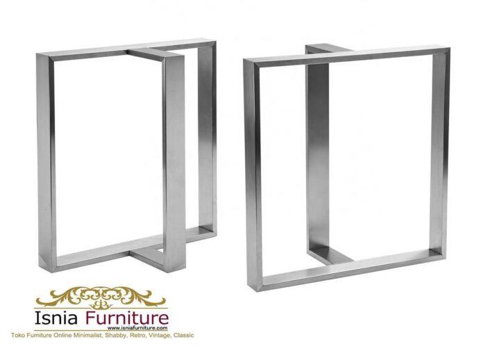 kaki-meja-stainless-kotak-murah-terlaris-700x505 Jual Kaki Meja Stainless Kotak Harga Murah Terlaris