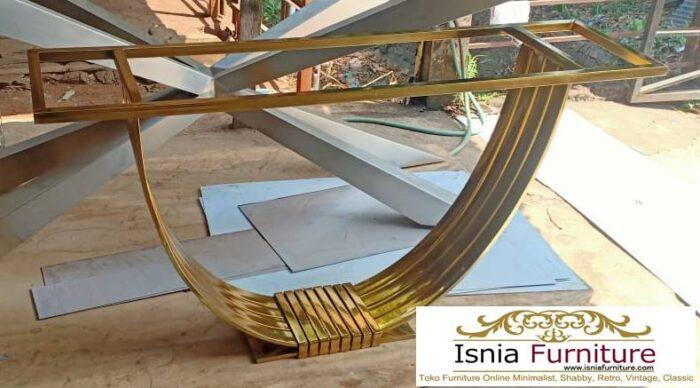 kaki-meja-stainless-mewah-anti-karat-700x388 Jual Kaki Meja Stainless Gold Mewah Kualitas Terbaik