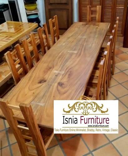 meja-kayu-lebar-cocok-sekali-untuk-meja-makan Jual Meja Kayu Lebar Harga Terjangkau Modern Terlaris